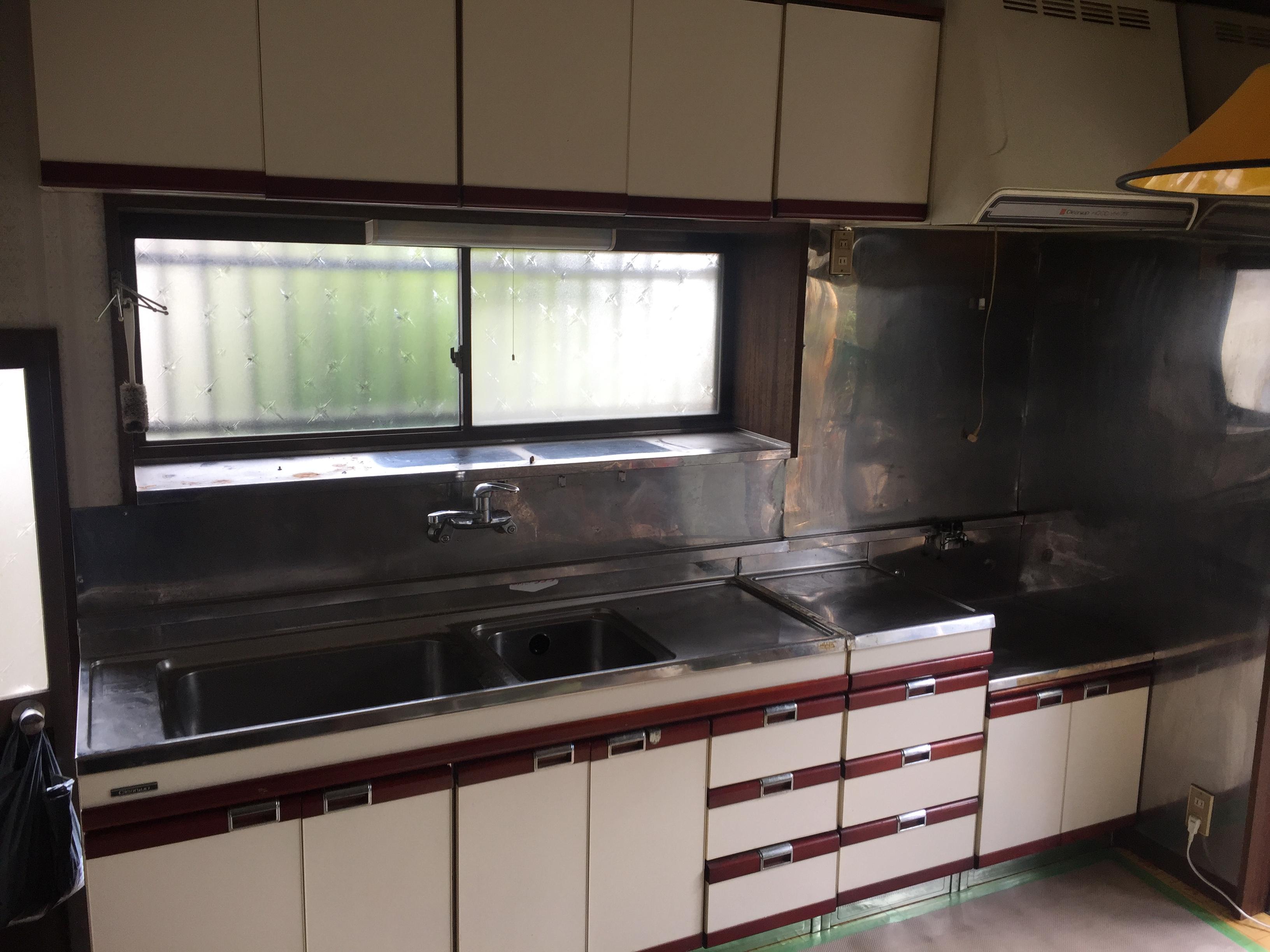 名古屋市緑区キッチン